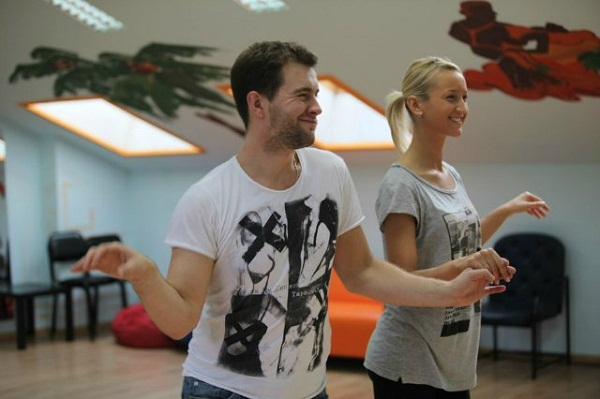 Танцы со звездами 2012 эфир 6 октября на